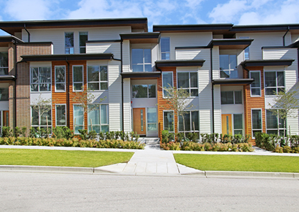 Townhome communities